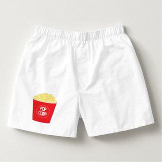 Hot Popcorn Boxers