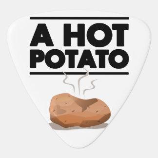 Hot Potato Plectrum