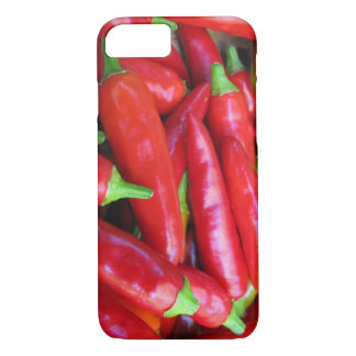 Hot Red Chili Peppers iPhone 7 Case