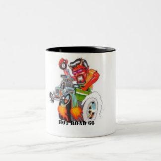 HOT ROAD 66 Mug