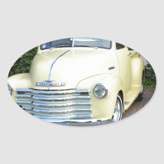 Hot Rod Chevrolet Pickup Sticker