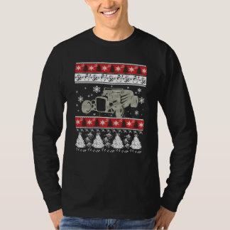 Hot rod christmas T-Shirt