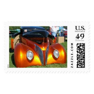 Hot Rod Custom Stamps