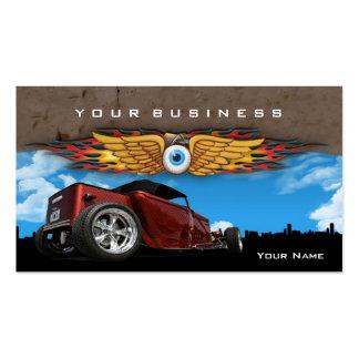 Hot Rod Earthmonster Pack Of Standard Business Cards