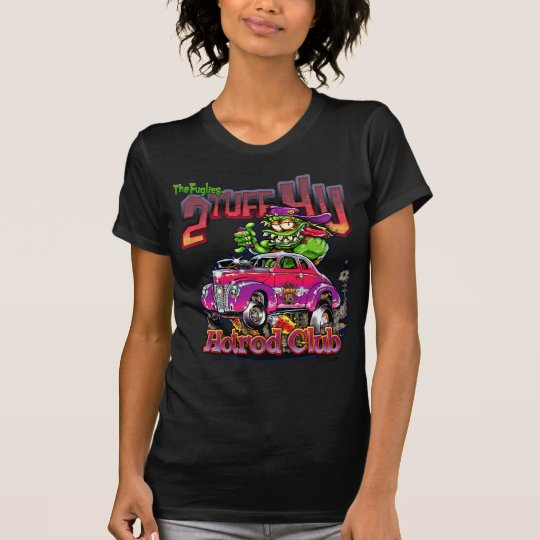 Hot Rod Monsters - THE FUGLIES: HOTROD T-Shirt