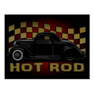 Hot Rod Racer Variant Postcards