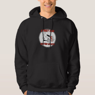 Hot Rod Scooter Hoodie