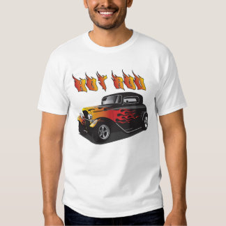 Hot rod shirt