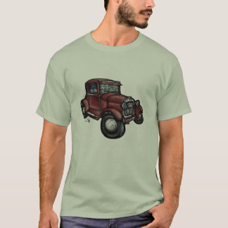 Hot Rod-Shirt - Customized T-Shirt