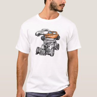 Hot Rod T shirt