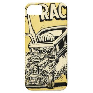 hot rod wanna race monster cartoon oldschool iPhone 5 case