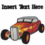 Hot Rods Embroidered Shirt