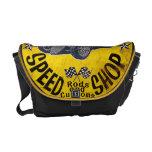 Hot Rods Messenger Bag
