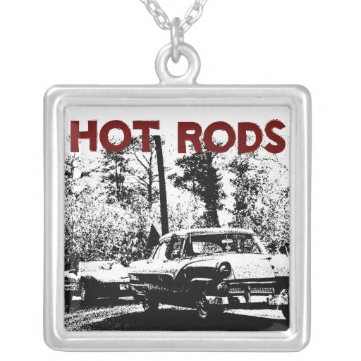 Hot Rods Necklace
