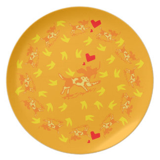 Hot Season Plate