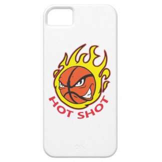HOT SHOT BARELY THERE iPhone 5 CASE