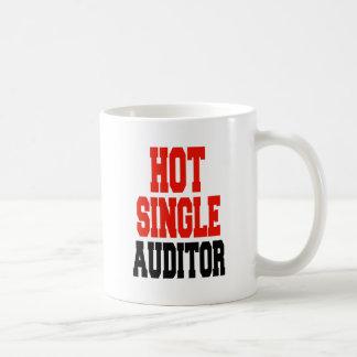 Hot Single Auditor Coffee Mug