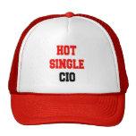 Hot Single CIO Mesh Hats