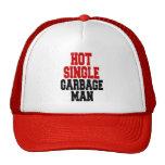 Hot Single Garbage Man Cap
