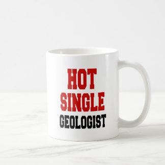 Hot Single Geologist Coffee Mug
