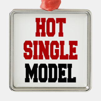 Hot Single Model Christmas Ornament