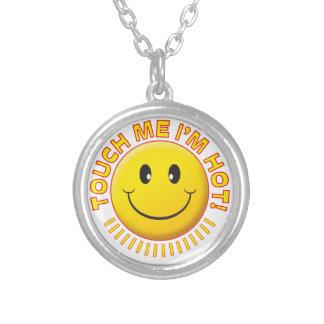 Hot Smiley Pendant