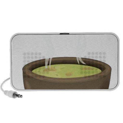 Hot soup vector mini speakers