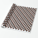 Hot Sparks Gift Wrapping Paper