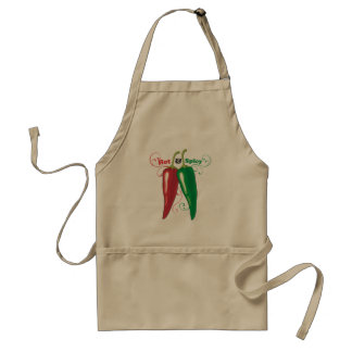 Hot Spicy Aprons