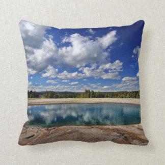 Hot Spring Cushion