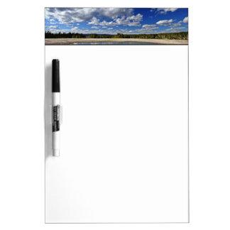 Hot Spring Dry Erase Board