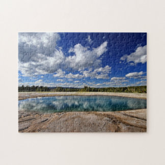 Hot Spring Jigsaw Puzzle