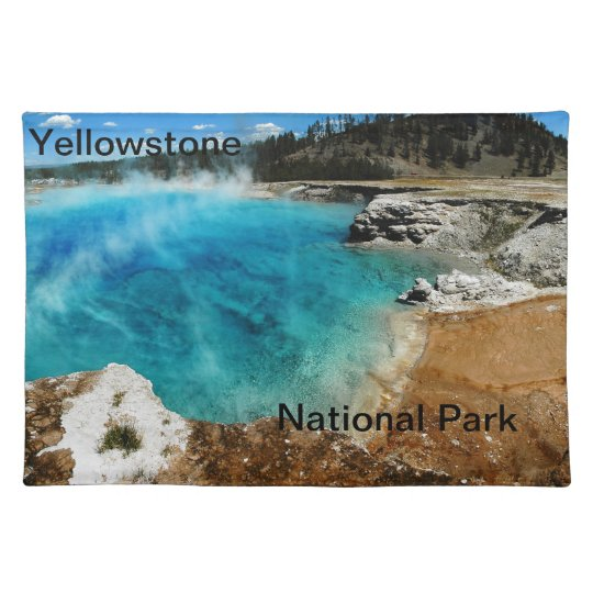 Hot Spring Pond Placemats