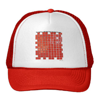 Hot Springs AR Red Tiles Central Ave Gifts Hats