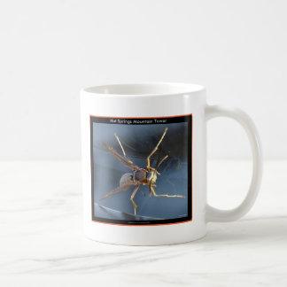 Hot Springs Mountain Wasp Gift & Aparel Basic White Mug
