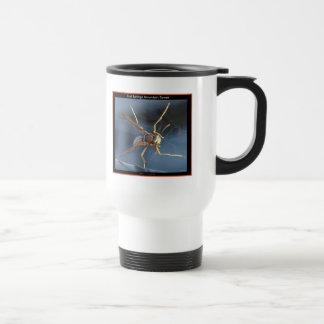 Hot Springs Mountain Wasp Gift & Aparel Stainless Steel Travel Mug