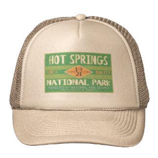 Hot Springs National Park Hat
