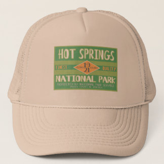 Hot Springs National Park Trucker Hat