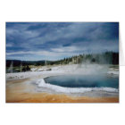 Hot Springs-Yellowstone Card