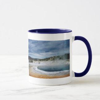 Hot Springs-Yellowstone Mug