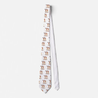 Hot Steppers Tie