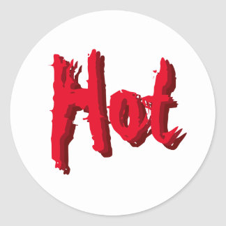 Hot Sticker