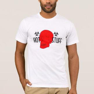 Hot Stuff T-Shirt with Bio Logo