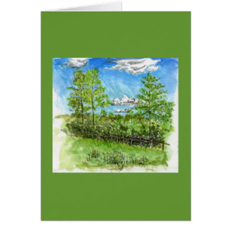 Hot Summer Days Greeting Cards