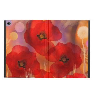 Hot summer poppies powis iPad air 2 case