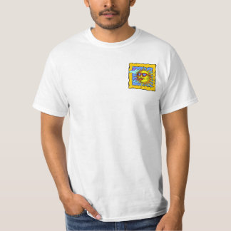 HOT SUMMER SUN DESIGN T-Shirt