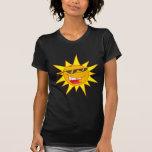 Hot Sun Cartoon Character Tshirts