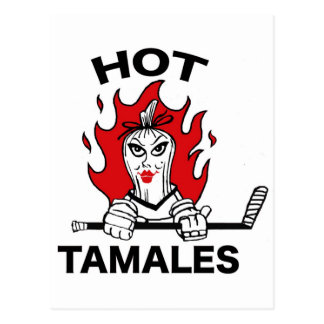 Hot Tamale Hockey Post Cards