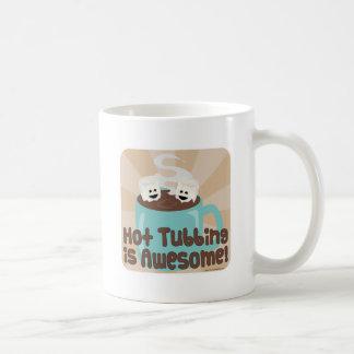 Hot Tubbing Marshmallows Basic White Mug