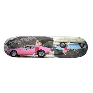 Hot Vintage Sports Car Skate Decks